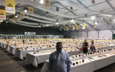 Dalter UK at International Nantwich Cheese Show 2019